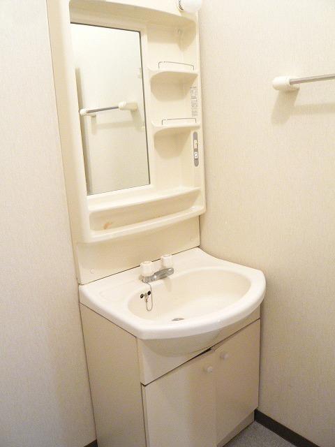 アーバン矢島 202号室の洗面所