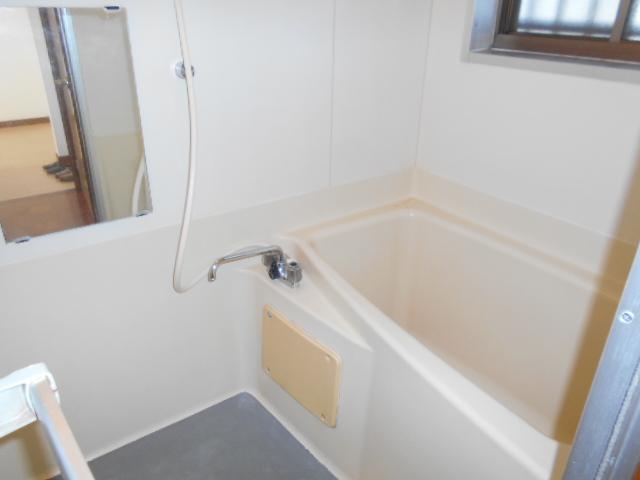 亜沙美ハイツ 201号室の風呂