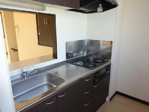 レオネクストウテナ 105号室のキッチン