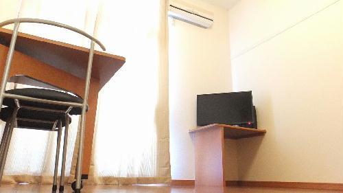 レオパレスエクセディオールⅡ 104号室のリビング