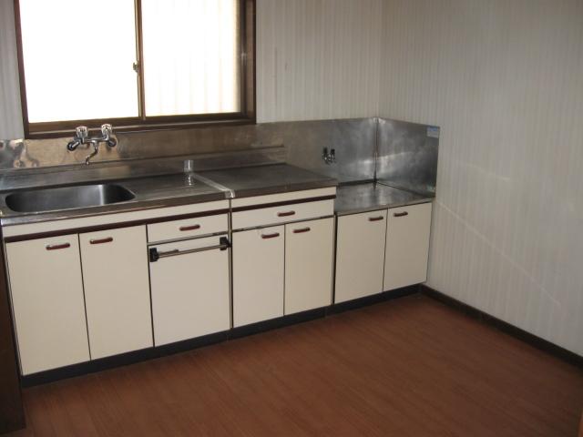 ユーコーポ 103号室のキッチン