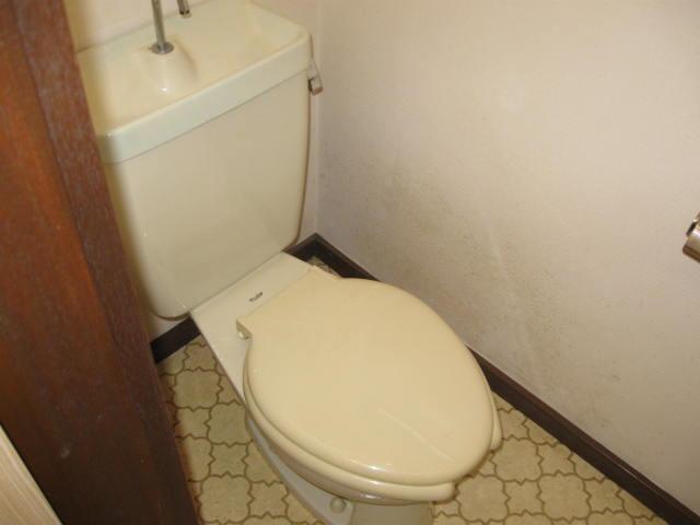 ユーコーポ 103号室のトイレ
