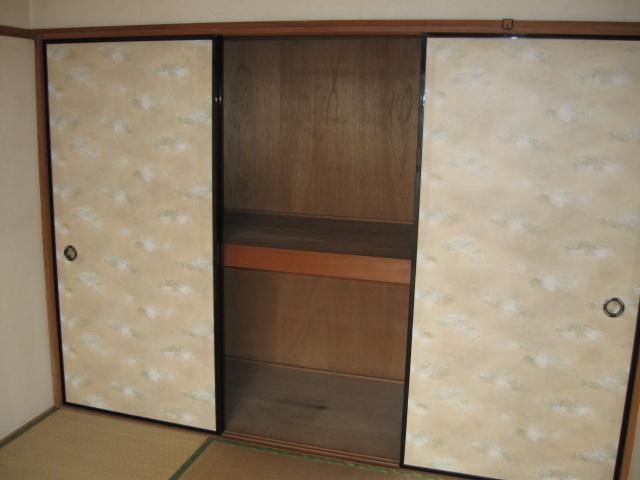 ユーコーポ 103号室のベッドルーム
