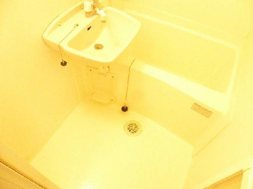 レオパレスPIPA 102号室の風呂
