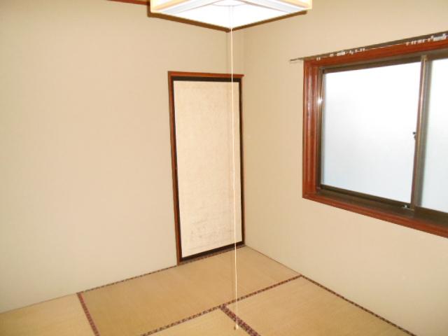 アンドウハイツⅡ A号室の収納