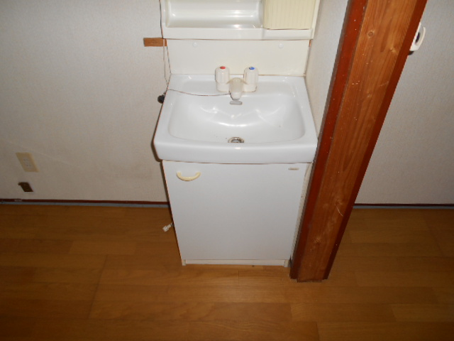 アンドウハイツⅡ A号室の洗面所