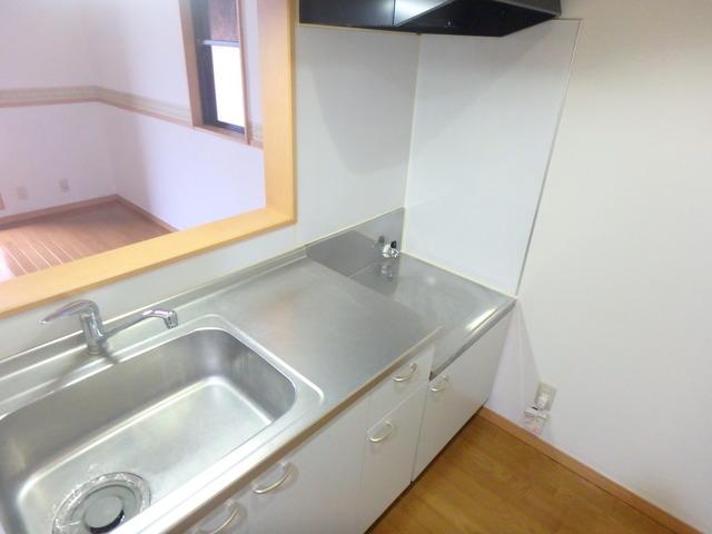 コンパートメントEクエスト 1203号室のキッチン