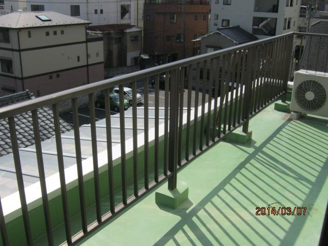 コーポTAKAHASHI 301号室の景色