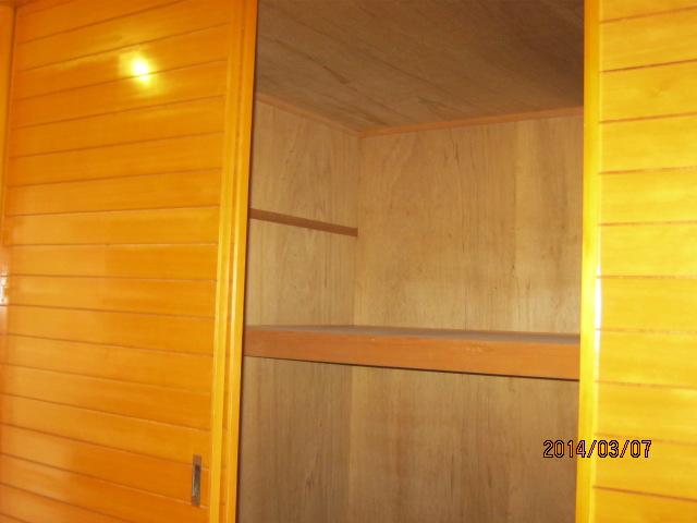コーポTAKAHASHI 301号室の収納