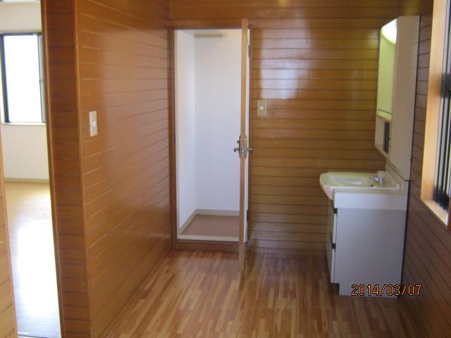 コーポTAKAHASHI 301号室の洗面所