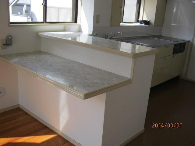 コーポTAKAHASHI 301号室のキッチン