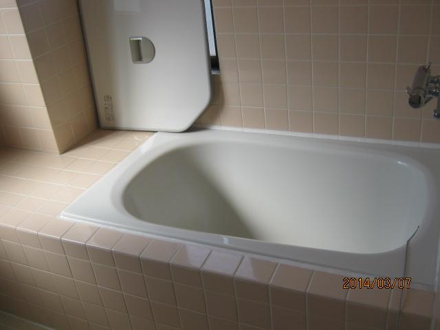 コーポTAKAHASHI 301号室の風呂