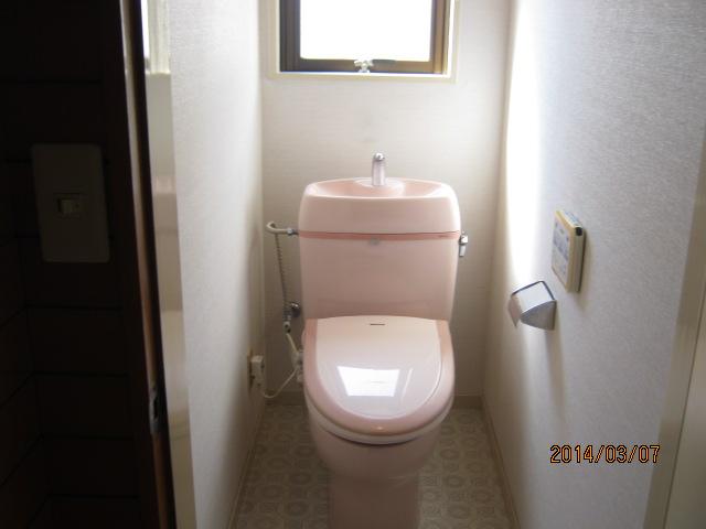 コーポTAKAHASHI 301号室のトイレ