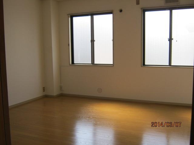 コーポTAKAHASHI 301号室のベッドルーム