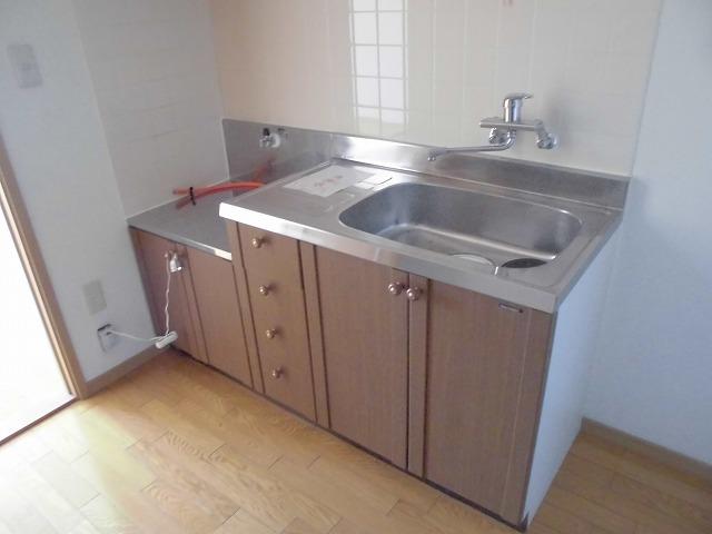 レシェンテ・M 105号室のキッチン