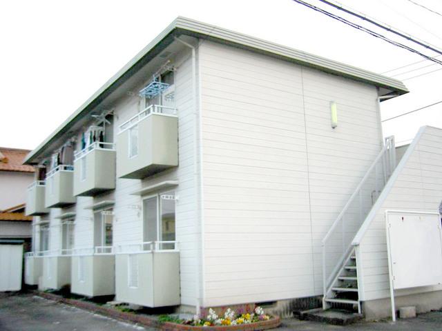コーポレート前箱田外観写真