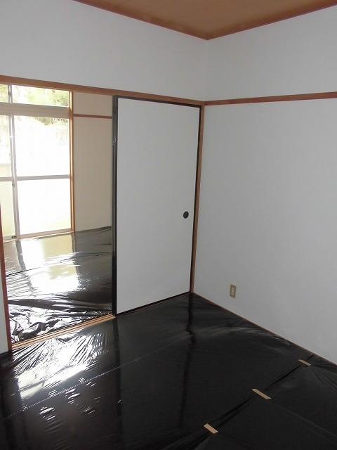 メゾンオザワ 01030号室のベッドルーム