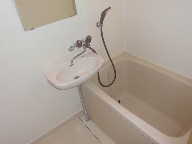 メゾンオザワ 01030号室の風呂