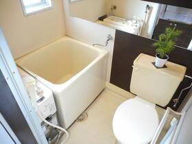 AOハイツ 202号室の風呂