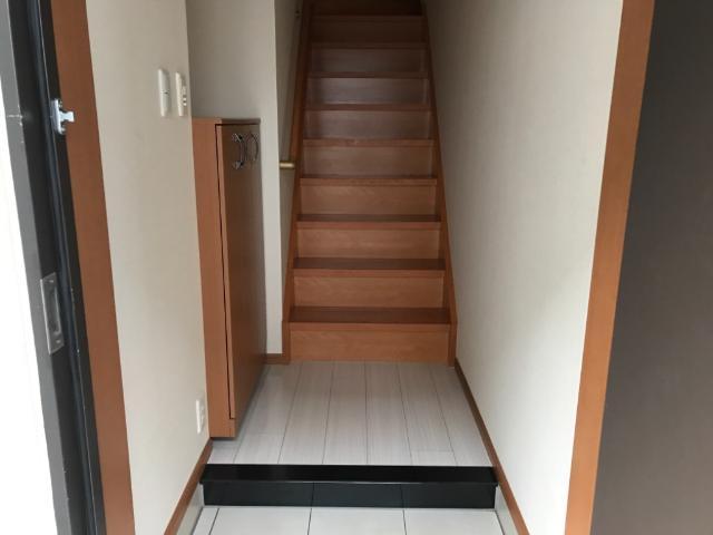 パルフェドルミナスⅢ 00201号室の玄関