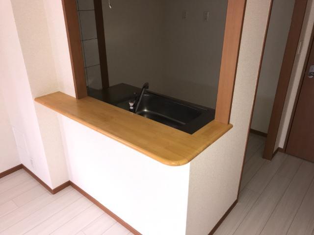 パルフェドルミナスⅢ 00201号室の居室