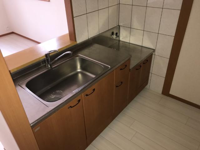 パルフェドルミナスⅢ 00201号室のキッチン