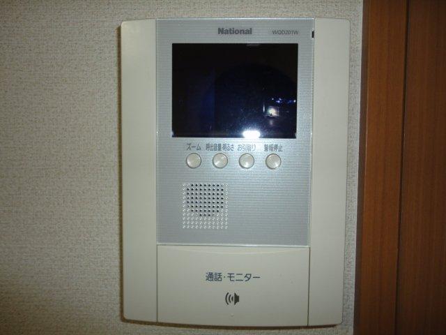 パルフェドルミナスⅢ 00201号室のセキュリティ