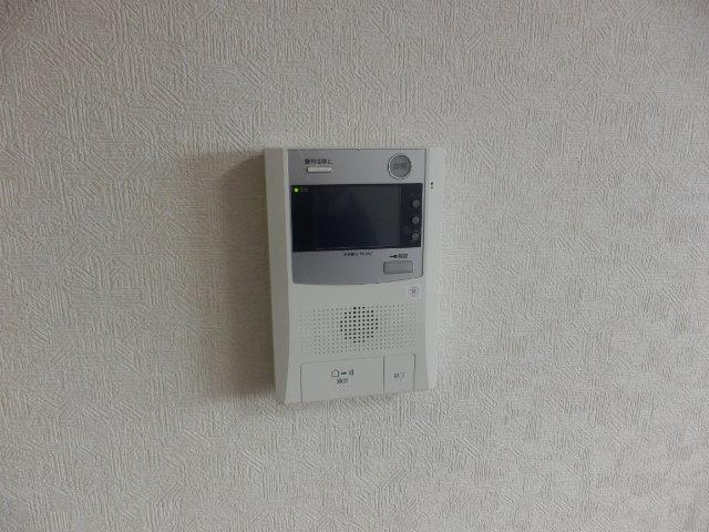 セントフィールド 107号室の設備