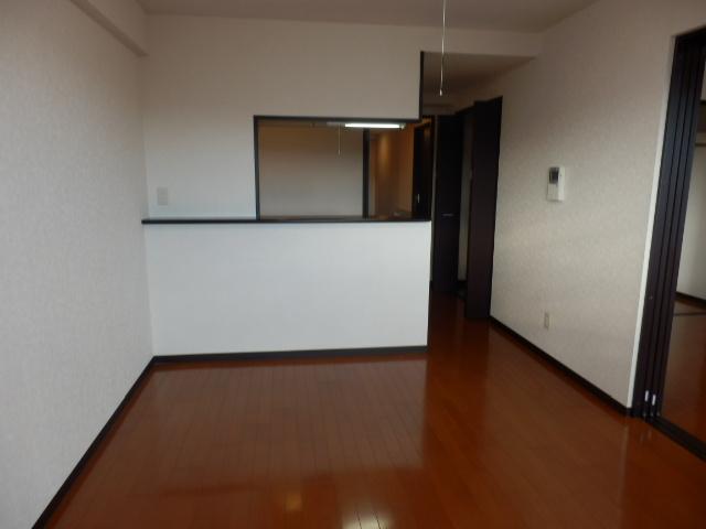 セントフィールド 107号室のリビング