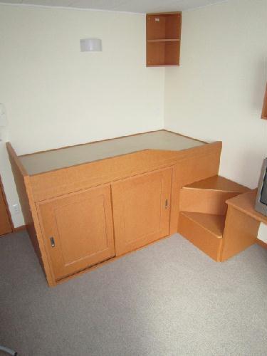 レオパレスPeace 206号室のキッチン