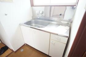 ターフあガーデン 201号室のキッチン
