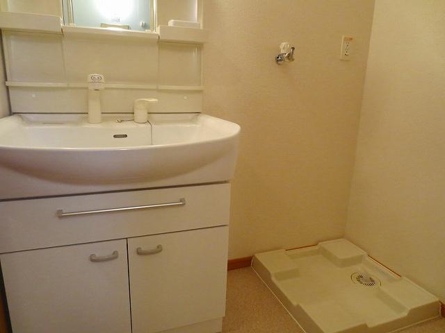 アルモニ-B 02020号室の洗面所
