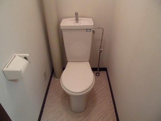 カーサ・パルマ 203号室のトイレ