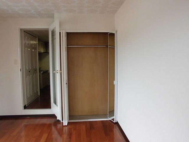 カーサ・パルマ 203号室の収納