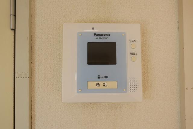 アルファレス昭和町 201号室のセキュリティ