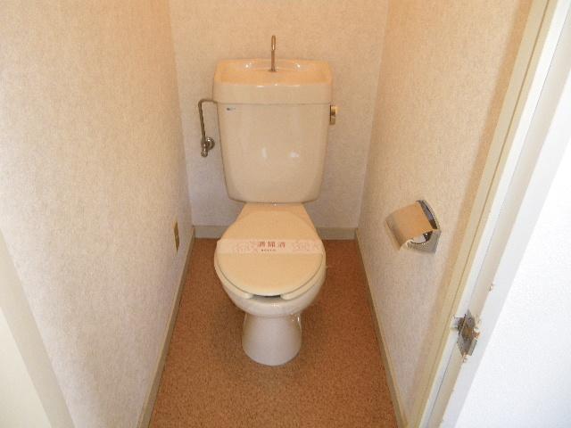 南雲ハイツ 102号室のトイレ
