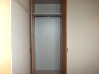 アルカディア 205号室の収納
