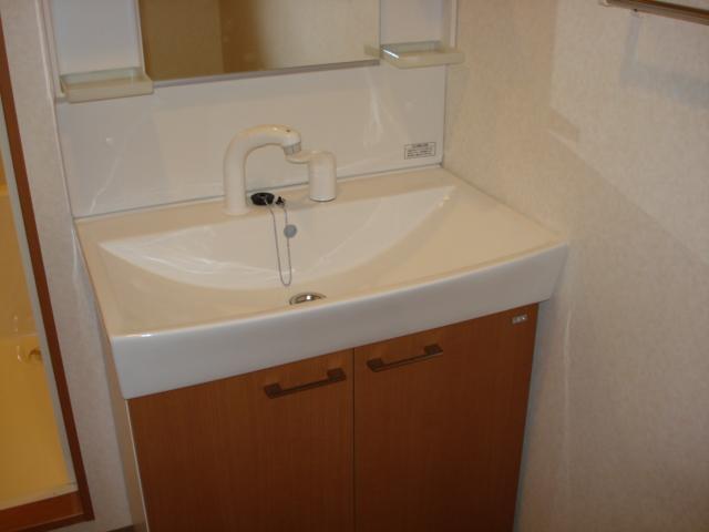 エトワールコート 105号室の洗面所