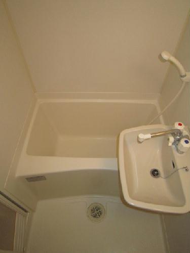 レオパレスコンドル 104号室の風呂