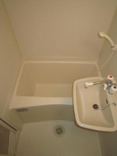 レオパレスコンドル 208号室の風呂