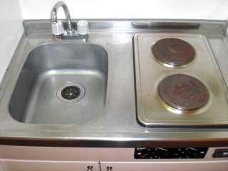 レオパレスWING 102号室のキッチン