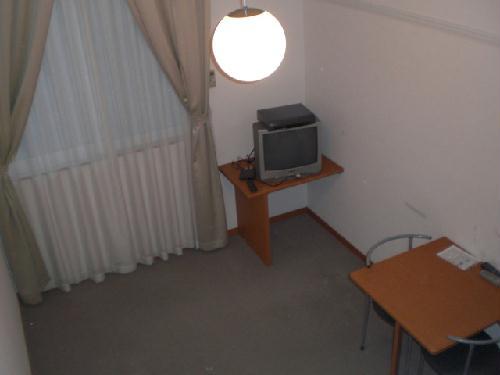 レオパレスLuce 205号室のリビング