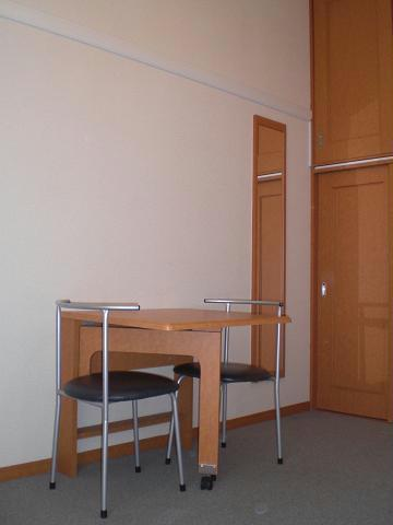 レオパレスLuce 205号室の設備