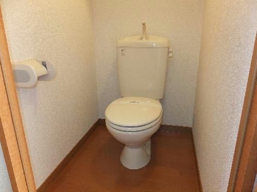 レオパレスペイサージュ 101号室のトイレ