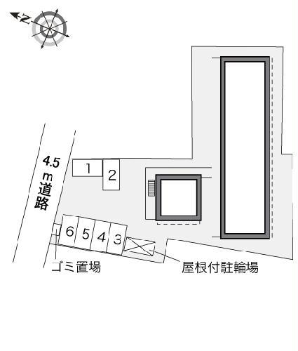 レオパレスキャンサーⅡ 107号室のその他