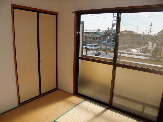 ロイヤルヴィレッジ 203号室の景色