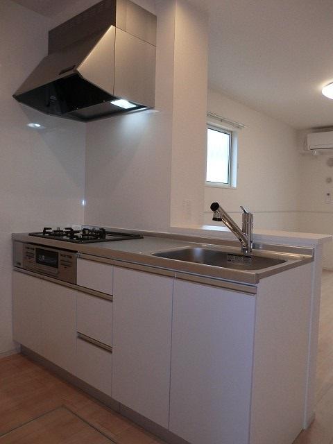 アリエッタ Ⅰ 01030号室のキッチン