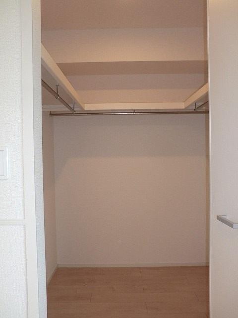 アリエッタ Ⅰ 01030号室の収納