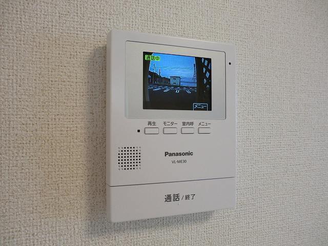 アリエッタ Ⅰ 02010号室のセキュリティ