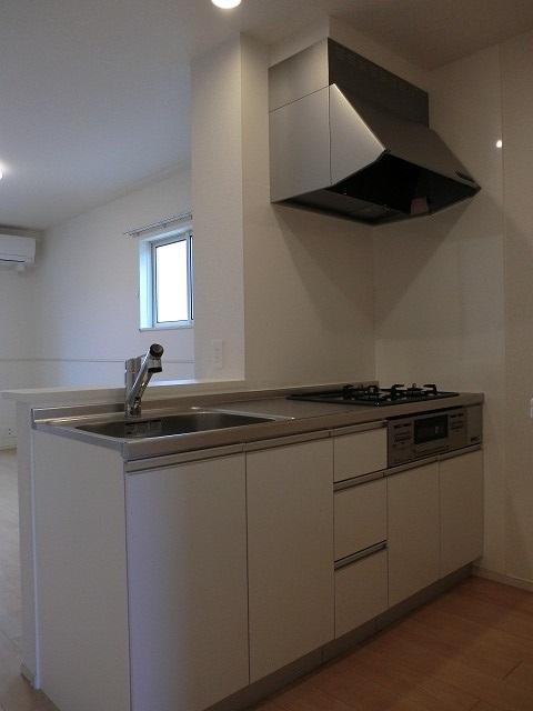 アリエッタ Ⅰ 02010号室のキッチン